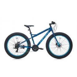 "26"" CARRARO FAT BIKE 432H 21-V HD MAT HAKİ YEŞİL-SARI R1"